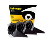3 Low Cutting Blades - RL & RM Models