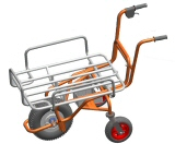 Sherpa Flatbed Accessory for Power Barrow