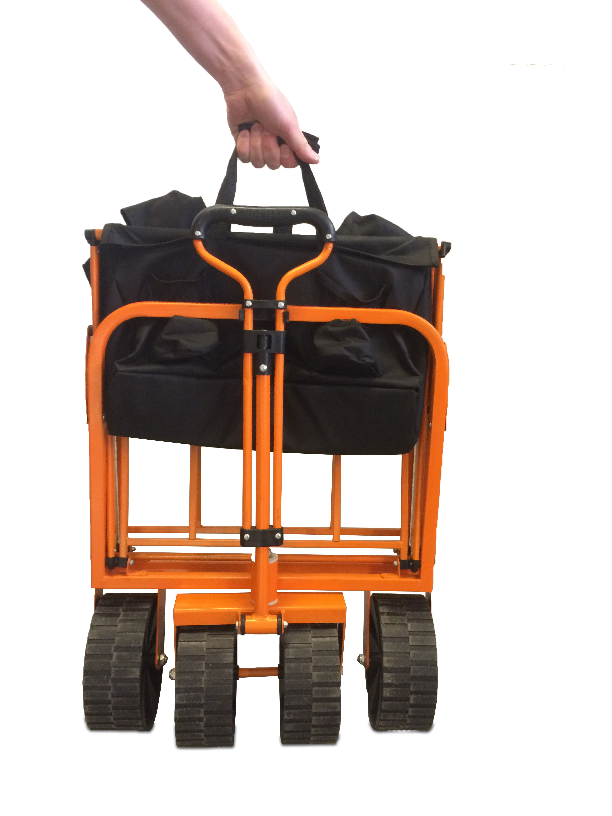 Sherpa Folding Cart Trolly Carries up 150KG SAVE £20