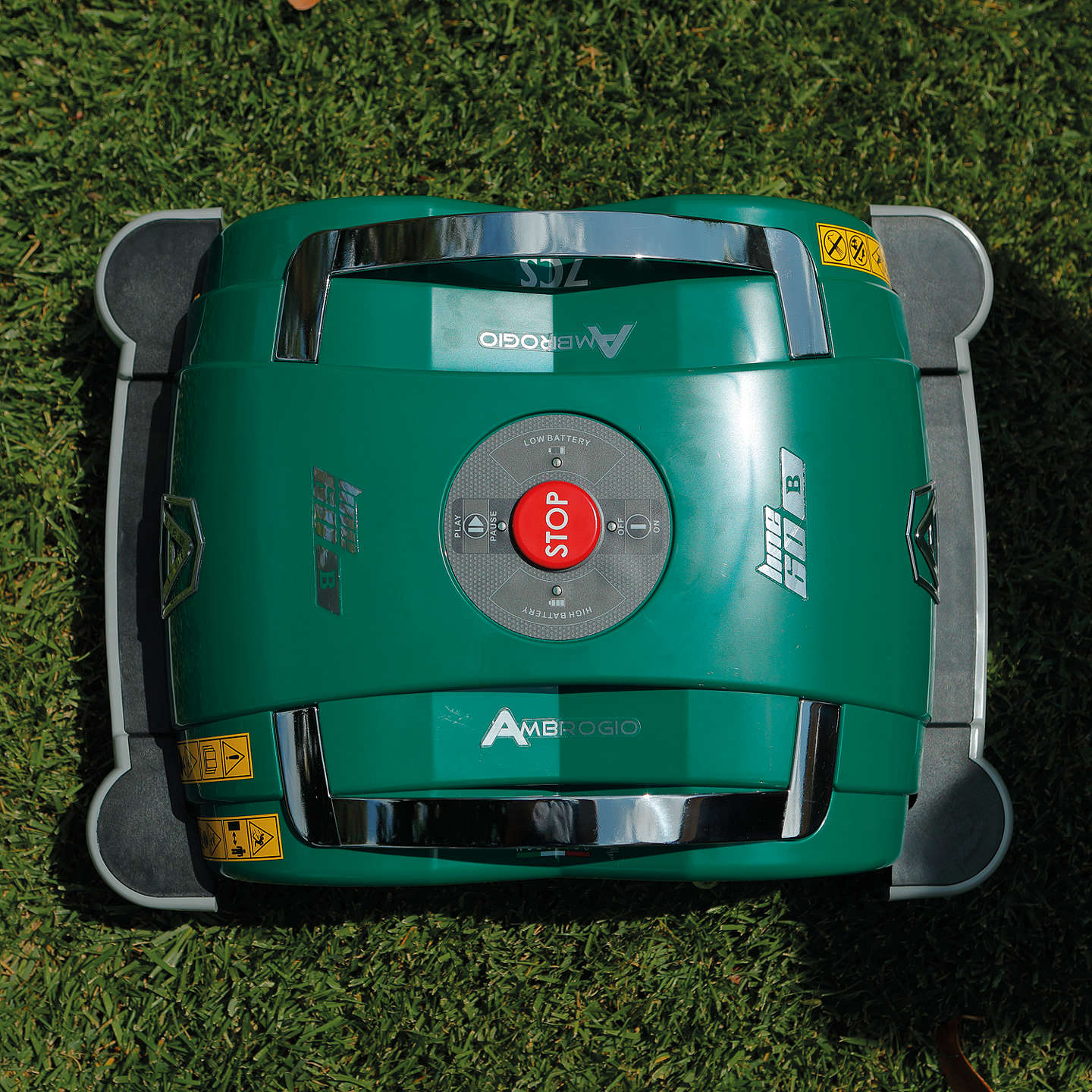 Ambrogio L60 Deluxe Automatic Robotic Lawnmower