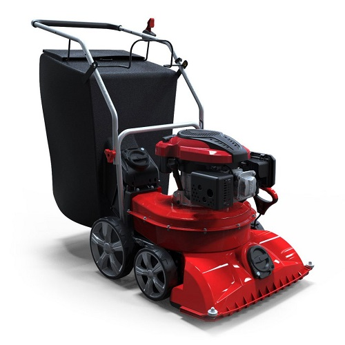 SHERPA Petrol Wheeled Leaf Vacuum SAVE £170! Only £429 (RRP £599)