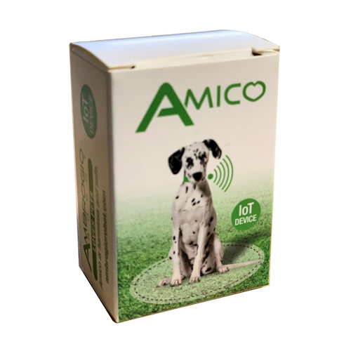Ambrogio Amico Pet Safe Smart Tag